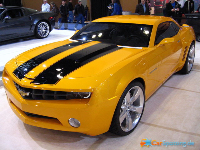 Chevy Camaro in 2010