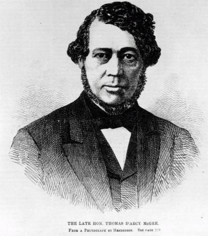 Thomas D'Arcy McGee