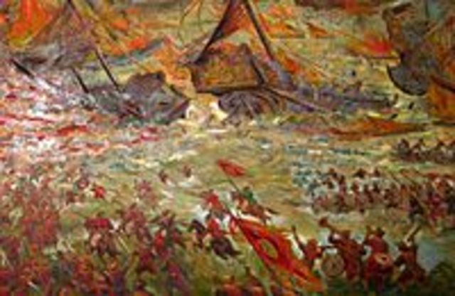 Battle of Bạch Đằng