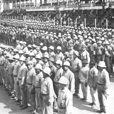 La Guerra del Chaco - Ofensiva Paraguaya  timeline