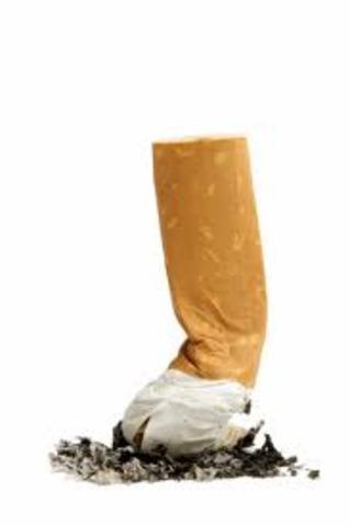 I quit smoking!