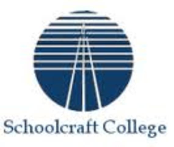 Started my first year @ Schoolcraft Community College