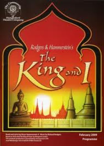 """""""The King and I"""""""