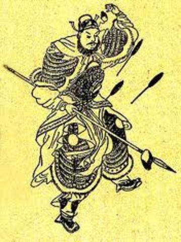 death of Zheng He (1435)