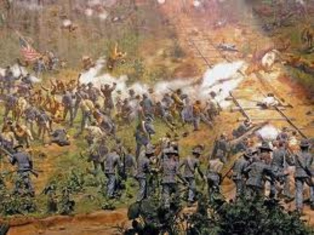 Battle of Atlanta/ Fall of Atlanta