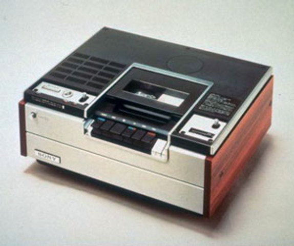 VCR Introduced