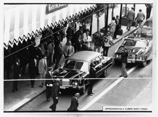 President Ford Assassination