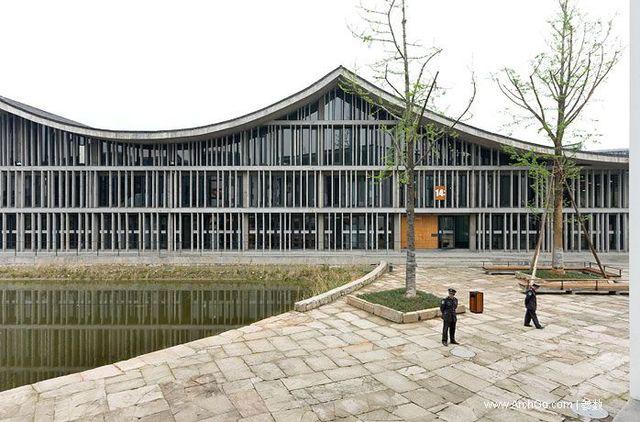 Tiles Hill—New Reception Center