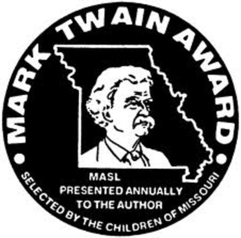 Rick Riordan gets Another Award