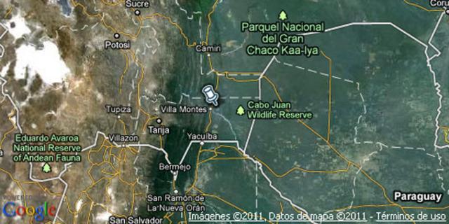 La exitosa defensa de Bolivia en Villamontes