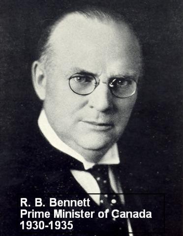 Bennett's new deal