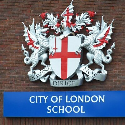 The City of London School for Boys timeline