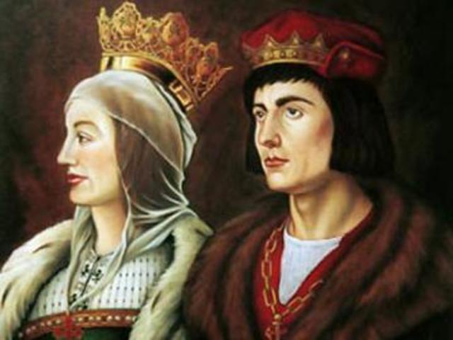 julho de 1477 / outubro de 1478 Os Reis Católicos instalam a corte em Sevilha