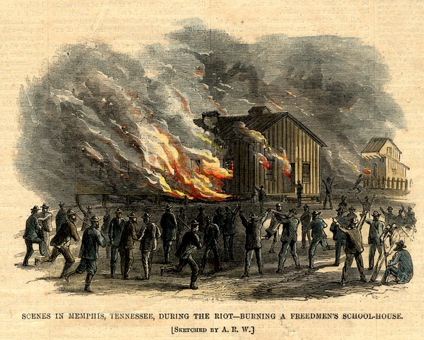 Memphis, Tennessee Massacre