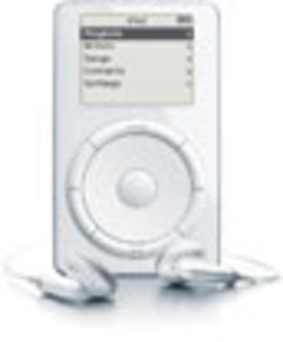 Apple Presents IPod