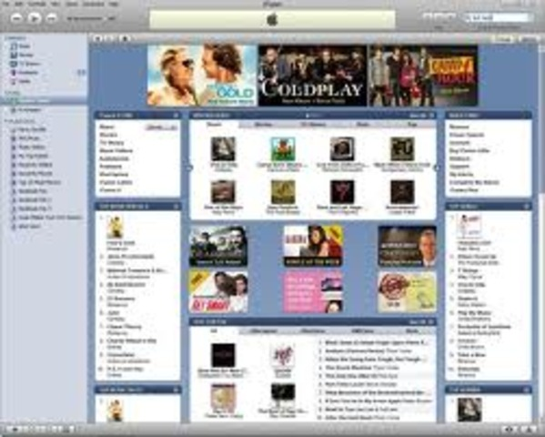 Apple Launches ITunes Store