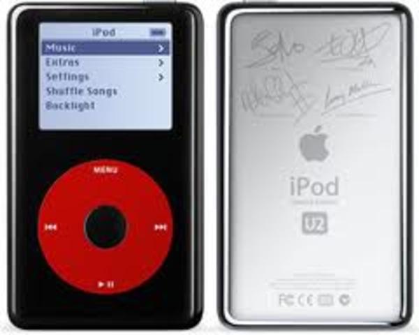 Apple Introduces IPod U2 Special Edition