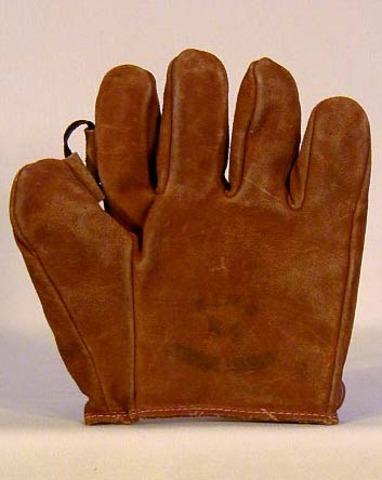 1920s Baseball Fielder's Glove