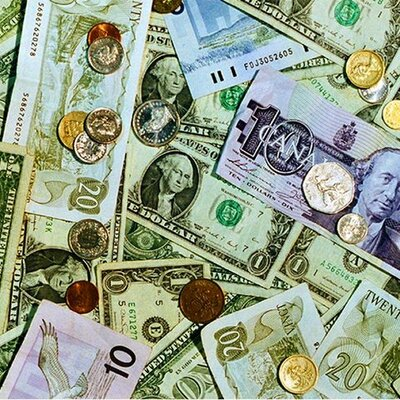 The History of Currency  timeline