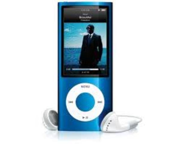 Ipod nano 2009