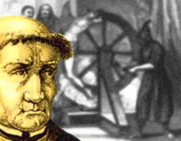 1483 (?) Frei Tomás de Torquemada é nomeado Inquisidor Geral de Aragão