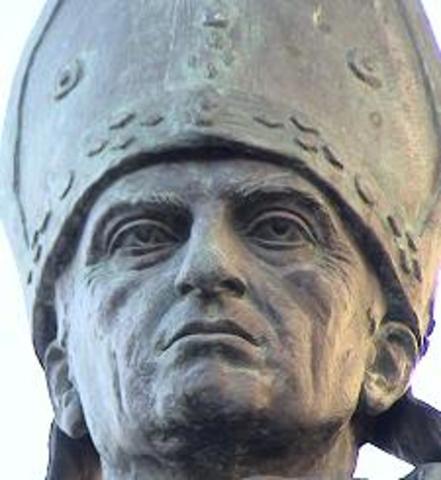1474-1475 O Arcebispo Carrillo de Toledo realiza uma visita pastoral a Ciudad Real