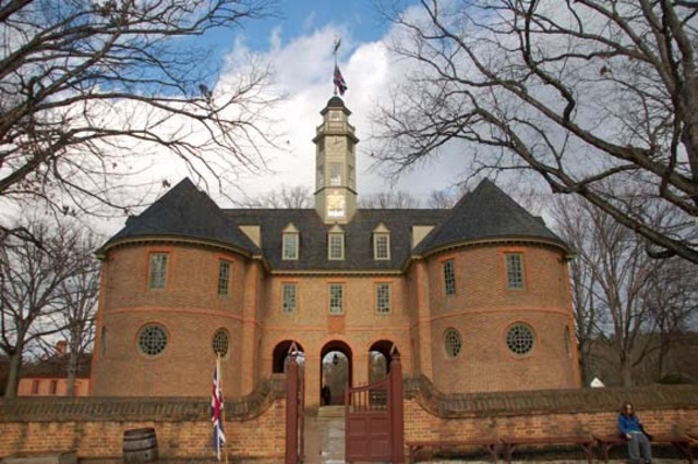 House of Burgesses and First Black Labors