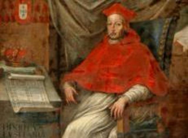 junho de 1539 D. Henrique, na altura arcebispo de Braga, substitui D. Frei Diogo da Silva no cargo de Inquisidor-Geral, que exercerá até 1578