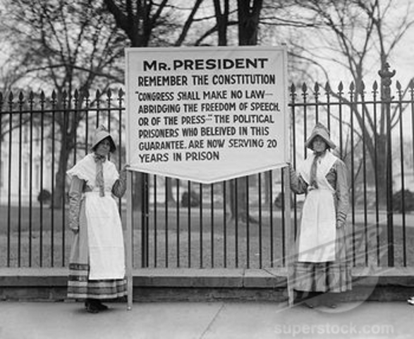 1918 Sedition Acts