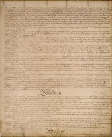 A new constitution