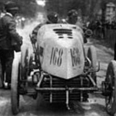 History of Car Racing  timeline