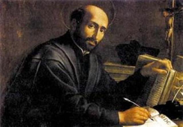 junho de 1542 O Santo Ofício sedimenta a sua posição em território pontifício por influência de Santo Inácio de Loyola