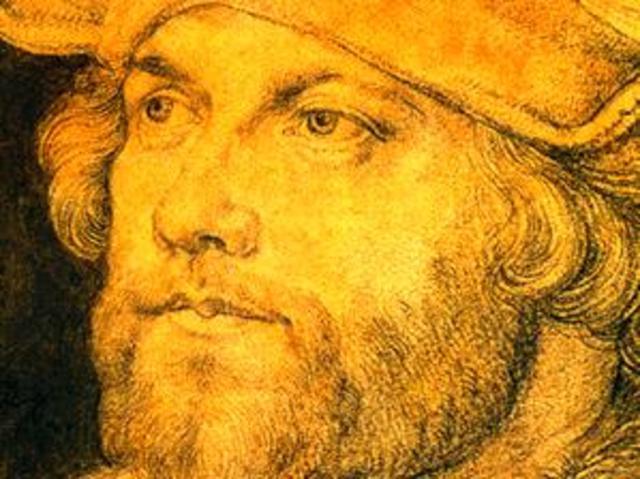 1571 Damião de Góis é preso pela Inquisição