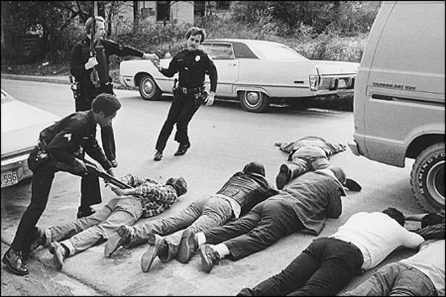 The Greensboro Massacre