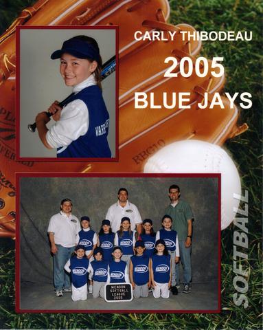 3rd Softball Season