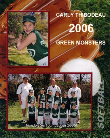 4th Softball Season