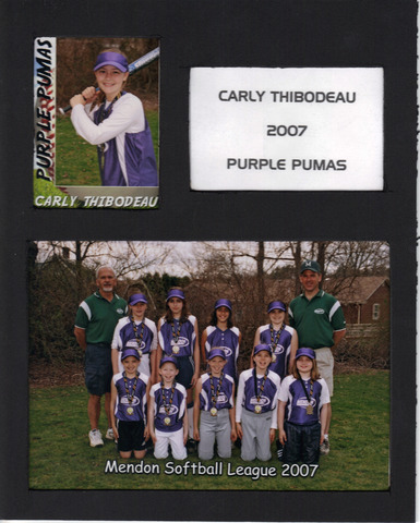 5th Softball Season