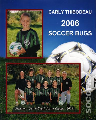 4th Soccer Season-Fall