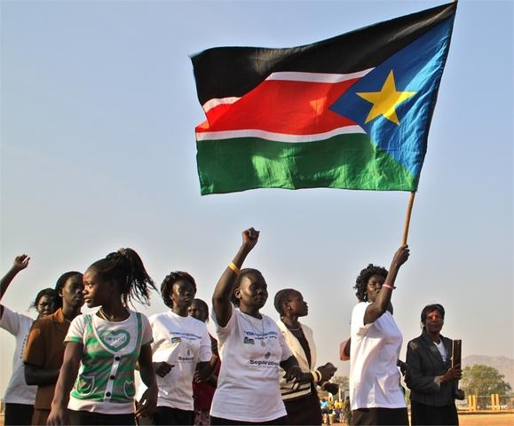 SUDAN UN PAÍS INDEPENDIENTE