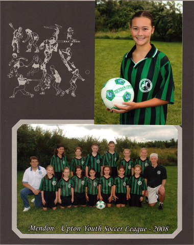 6th Soccer Seaon-Fall