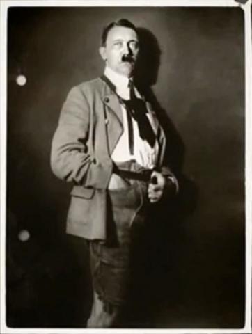 Atentado frustrado contra Hitler