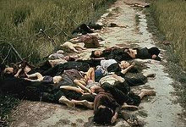 My Lai massacre revealed