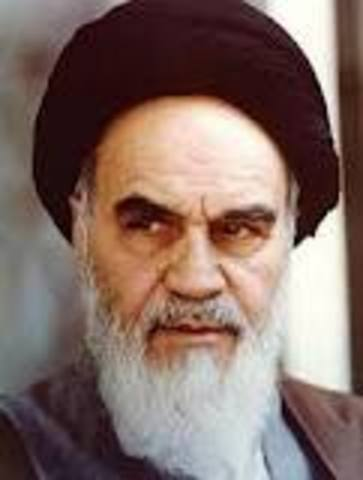 TimeMagazenes person of the Year-Ayatullah Khomeini