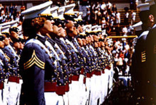 Women Admitted into West Point