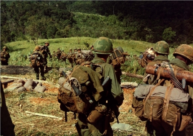 America pulls out of Vietnam