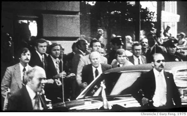 Ford assassination attempt