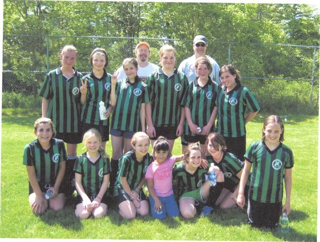 8th Soccer Season-Spring