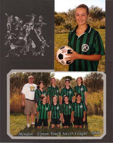 9th Soccer Season-Fall