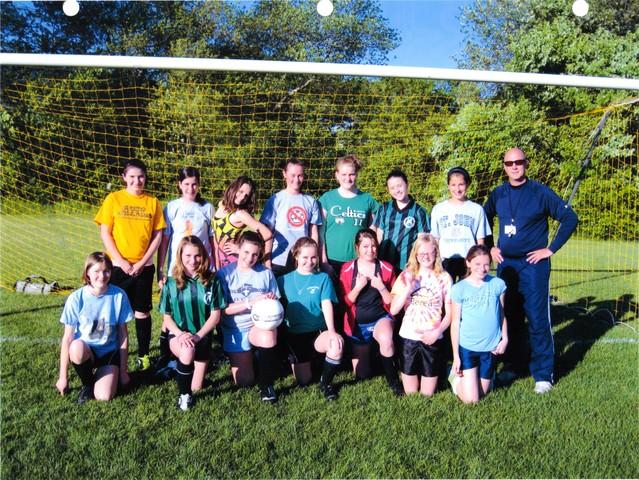 10th Soccer Season-Spring