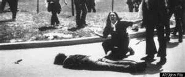 Kent State shooting-